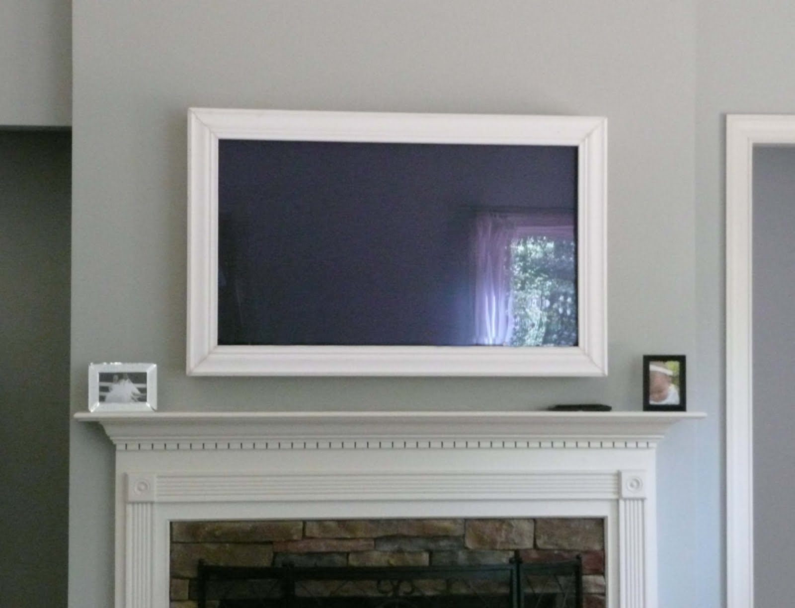 16 Tv Picture Frame Wall Mount Ideas