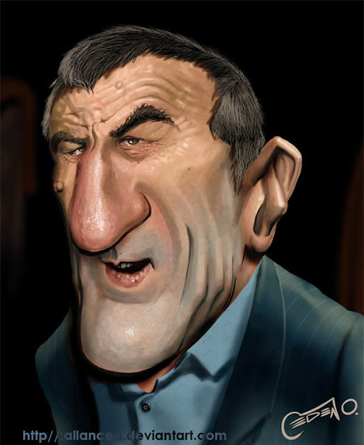Cool Fun 2012 Awesome Celebrity Caricatures 50 Pics