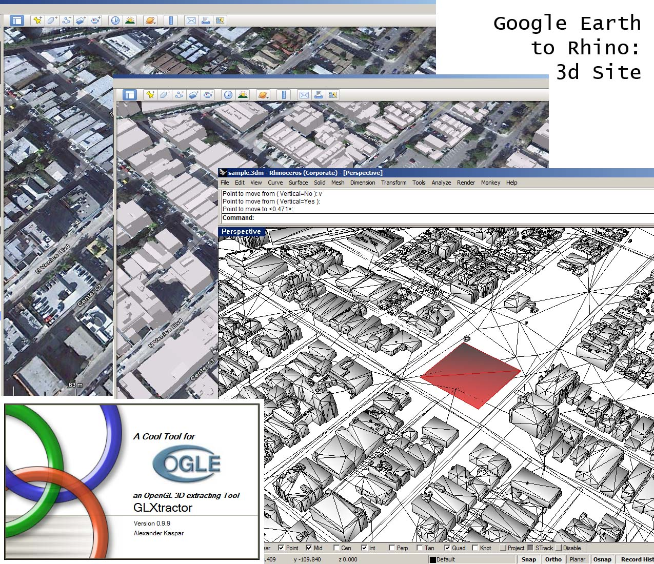 Google Introduces New Application Version of 3D Modeling