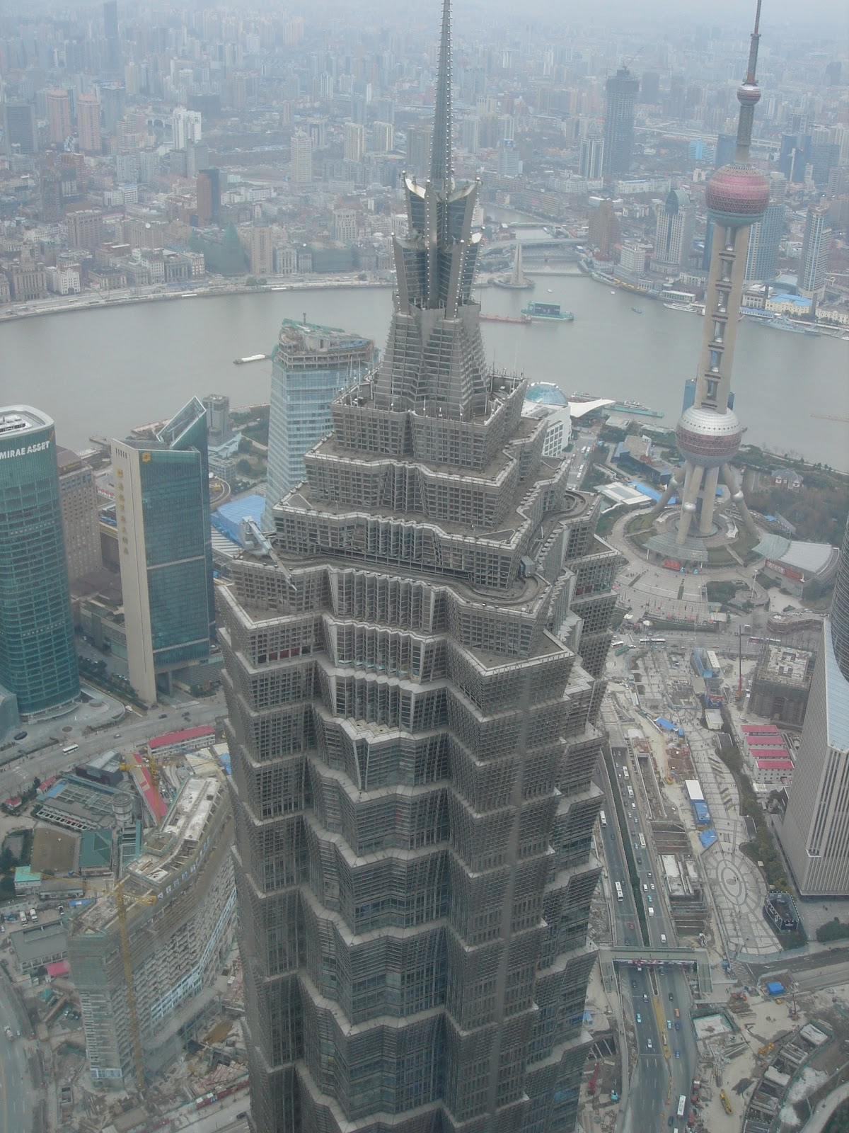 Lovideal Shanghai World Financial Center Swfc China