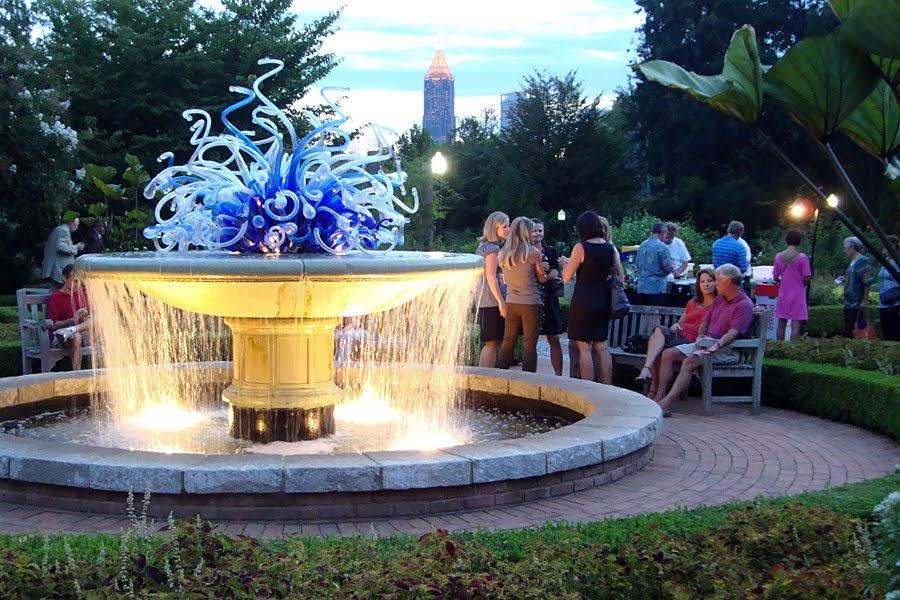 Wanderlust atlanta atlanta botanical garden cocktails - Atlanta botanical garden membership ...