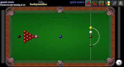 Funky Snooker