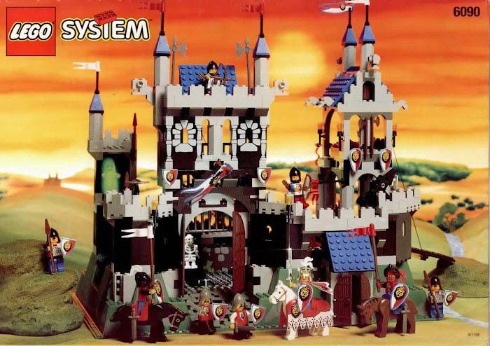 Les Archives Lego