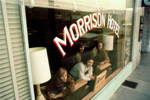 Jim Morrison The Doors Album Cover Where Rock Lives: Morr...