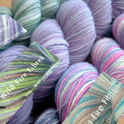 Wild Fire Fibres Yarn