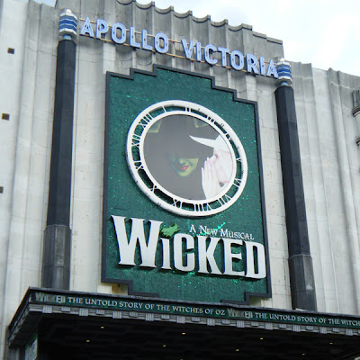 'Wicked' at the Apollo Victoria in London