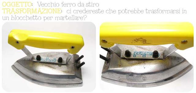 ferro stiro vintage