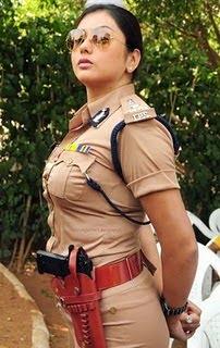 lihatlah ini adalah polisi india tercantik dan terseksi informasi utama