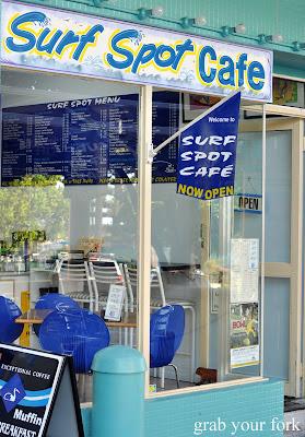 Surf St Cafe Emerald Beach
