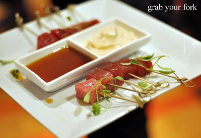Bluefin Tuna Sydney Restaurant