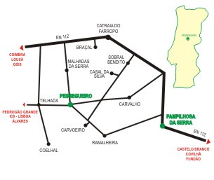 praia fluvial coimbra mapa Parque Fluvial de Pessegueiro ::: o paraiso começa aqui: Onde  praia fluvial coimbra mapa