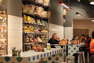 Deli Libanais Restaurant Quebec Ville