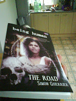 Being Human: The Road by Simon Guerrier