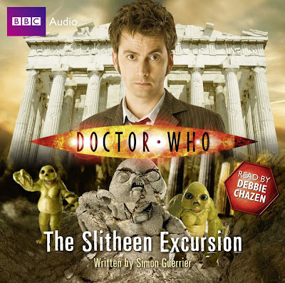 Doctor Who and the Slitheen Excursion, written by me and read by Debbie Chazen
