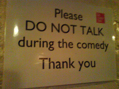 DO NOT TALK