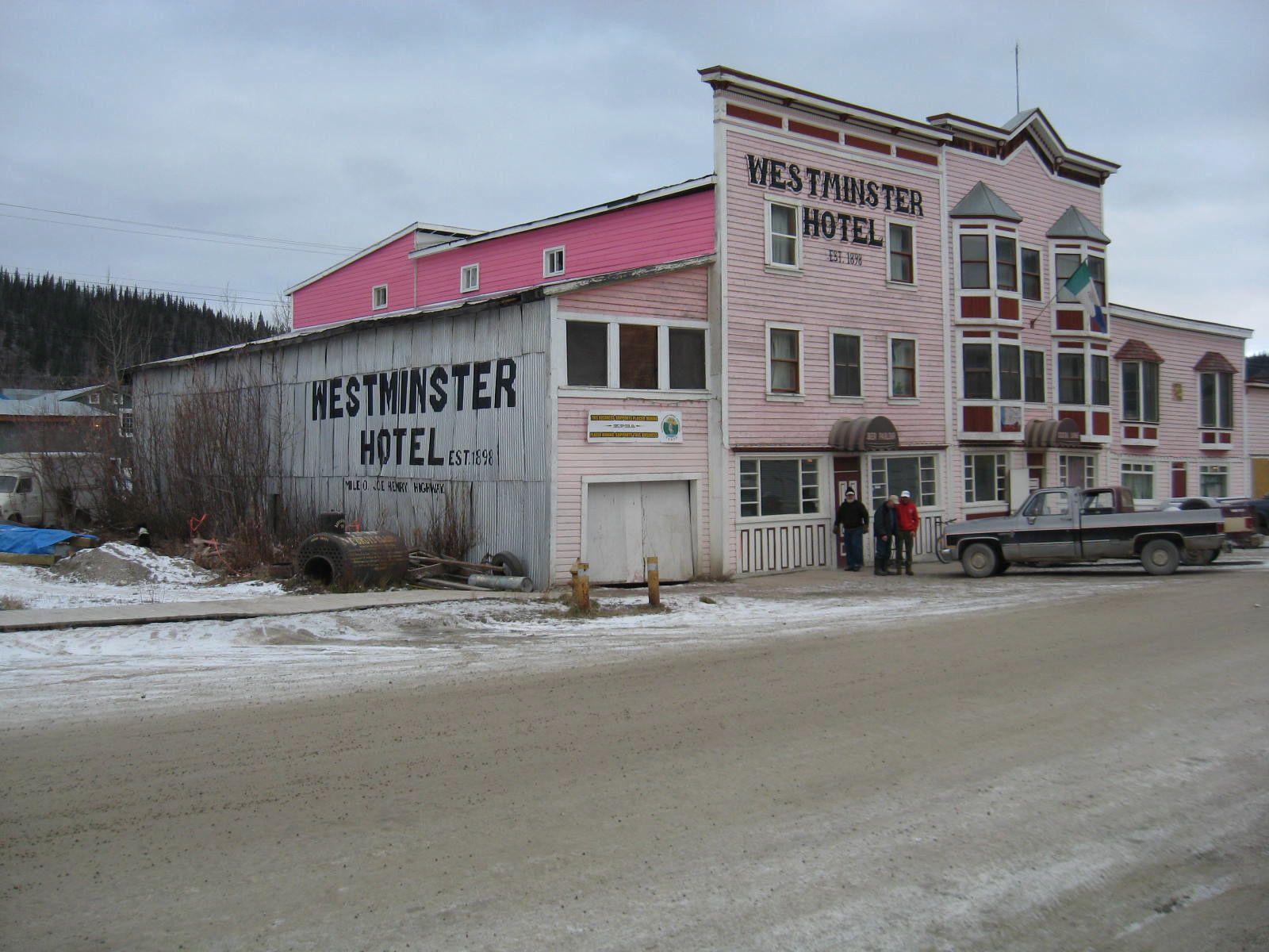 Century Blues Tour Dawson City Yukon