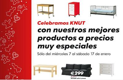 Fiesta knut en ikea Productos ms baratos  x4duroscom
