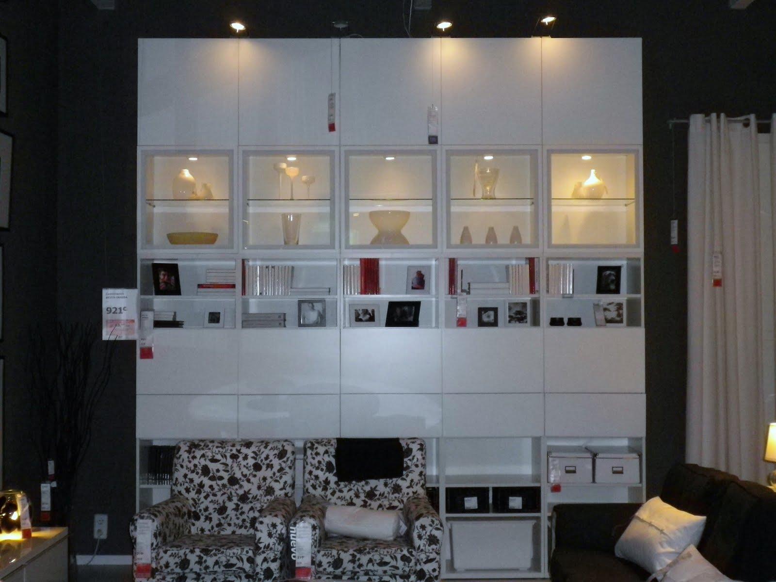 Salones besta de ikea madrid del este ii - Muebles de salon modernos ikea ...