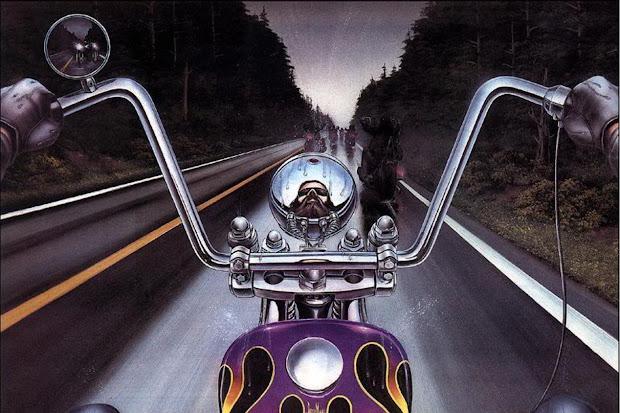 Art Of Ride Tribute David Mann Flesh & Relics