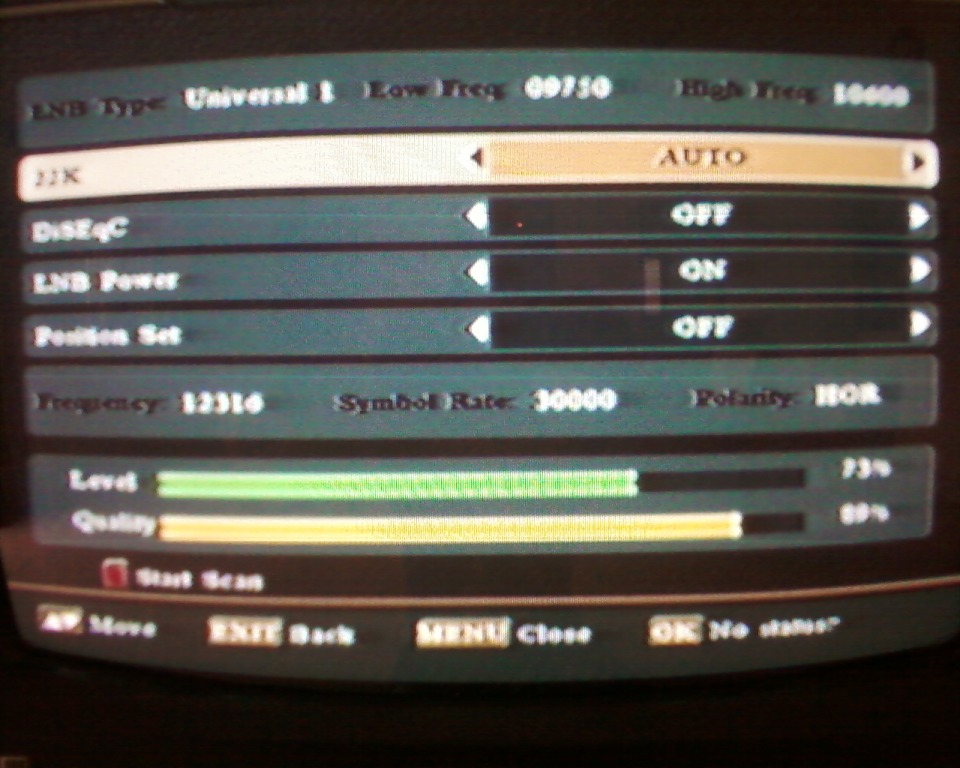 Firmware For kaon