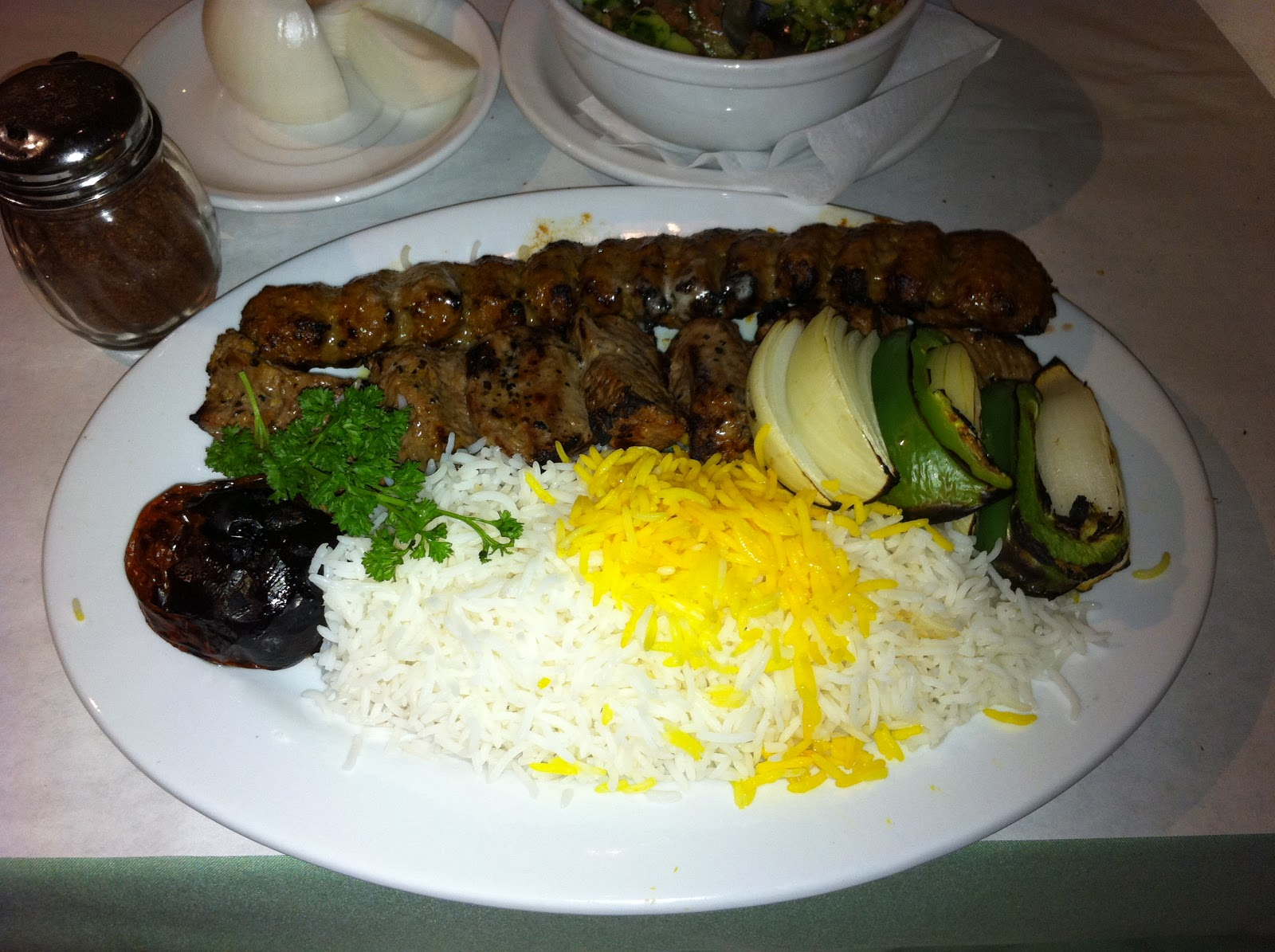 New Iranian Restaurant Ballards Lane London N