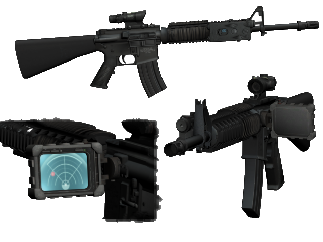 GTA+SA+-+M16A4+%252B+HB+Sensor+and+Scope