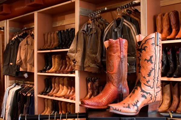 Burns Saddlery Cowboy Shop, Park City, Utah