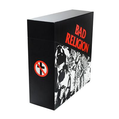 Heavy For All Bad Religion Nueva Box Set Vinyl
