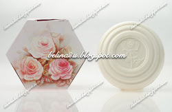 English Rose Beauty Soap