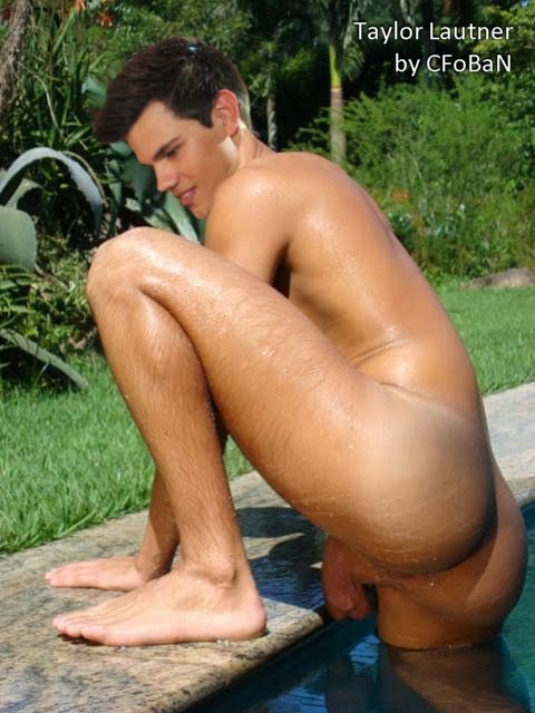 Naked Boys Of Tv Taylor Lautner - Jacob Black Nude Fakes-4384