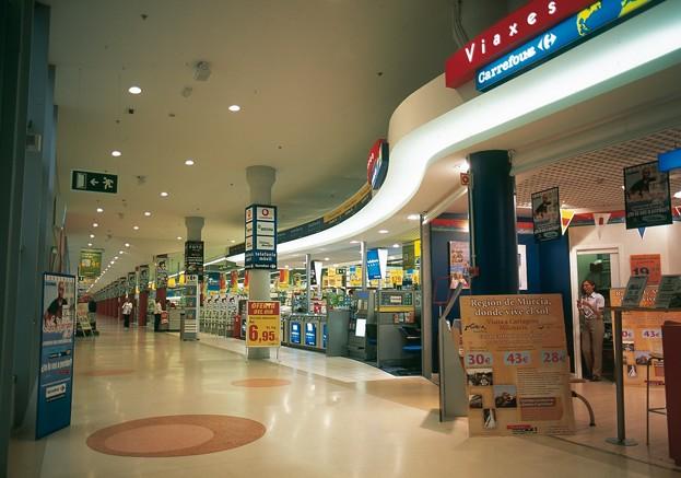 Centros Comerciales En Vigo Centro Comercial Travesía
