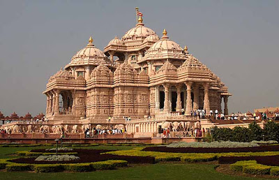 akshardham+temple Seven featured articles