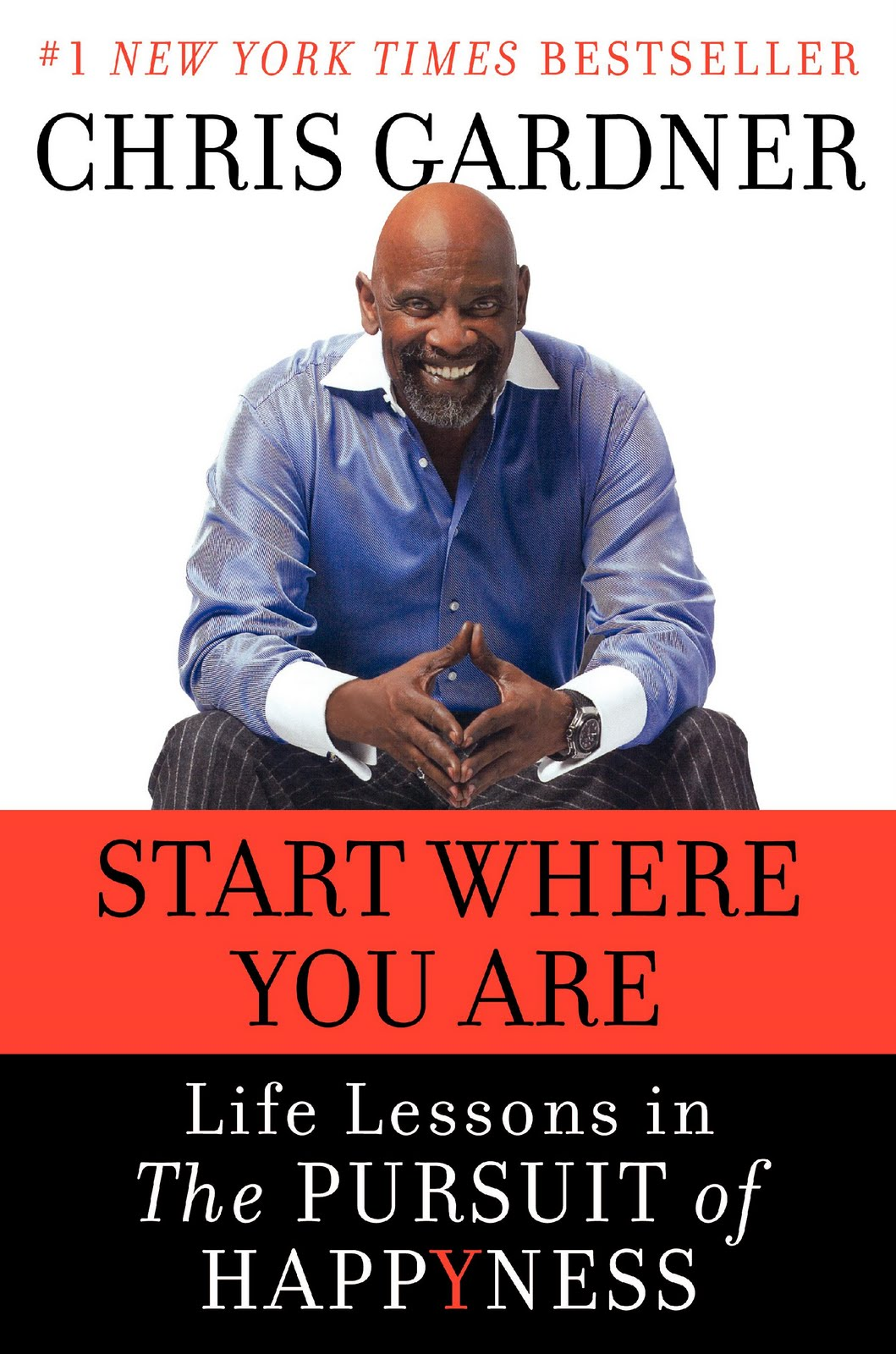 BadskiBlog: Book Review: Start Where You Are