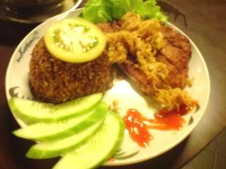 Resepi Turun Temurun Nasi Goreng Chicken Chop