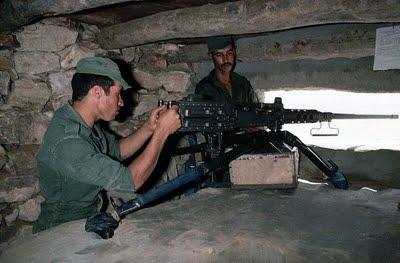 الإعتمادات المالية المخصصة للجيش المغربي لسنة 2010