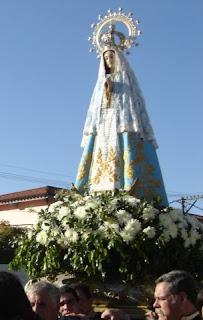 Resultado de imagen para oracion consagracion virgen de itati