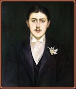 Marcel Proust, por Jacques-Émile Blanche