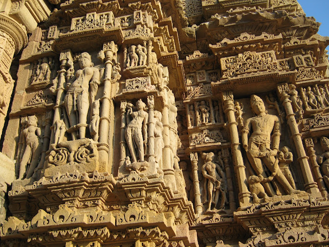 Modhera Sun Temple Gujarat Travel Tourism morning golden photography carvings