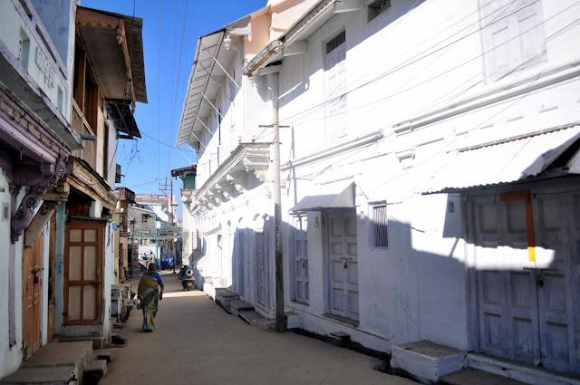 vadnagar narendra modi gujarat morning town lanes