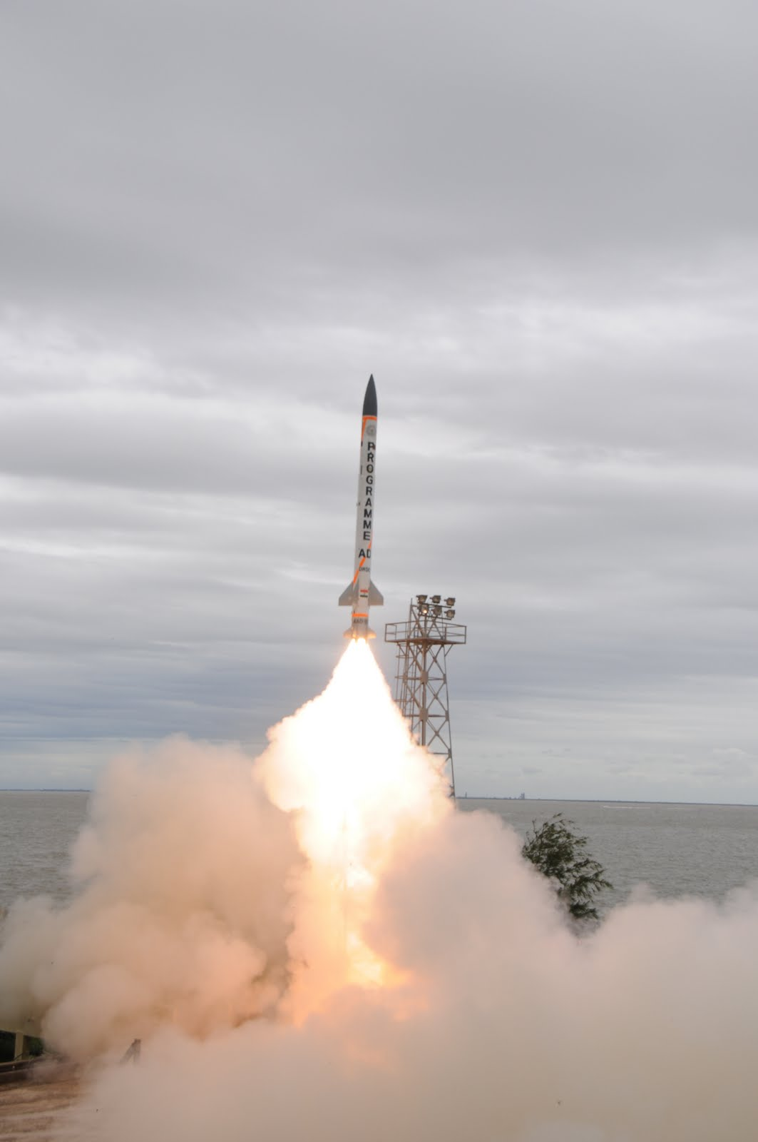 Broadsword: DRDO successfully tests anti-ballistic missile