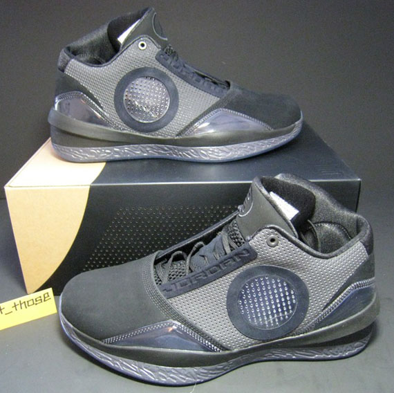 separation shoes 8d1a4 017aa The Air Jordan 2010 Black/Dark Charcoal is set to drop some time in June so  stay tuned for more info.