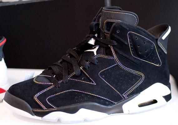 8bfc4dc72ecd Air Jordan 6 Retro Lakers Edition