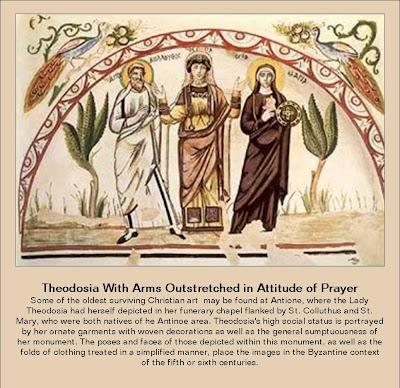 Early Christian Prayer Circles