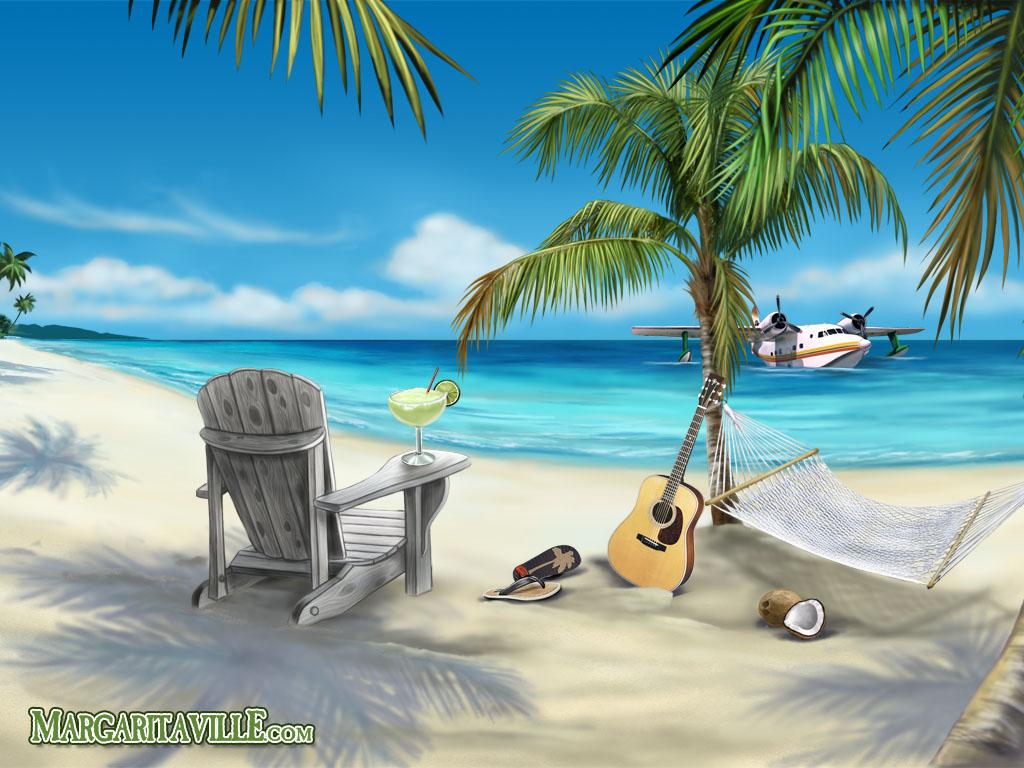 Nice Beach Wallpaper