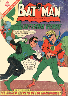 Batman 339 Linterna Verde Novaro