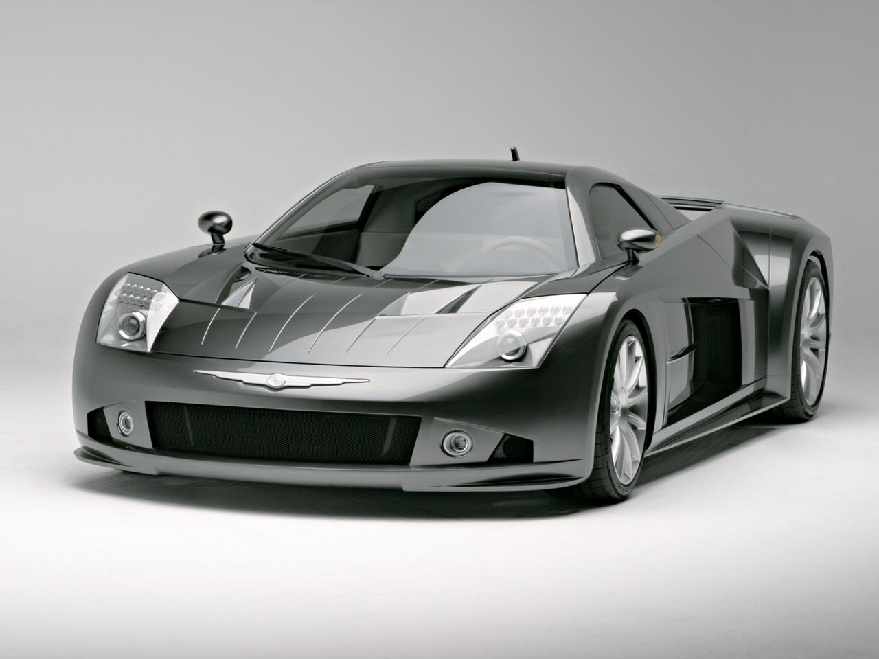 Crysler Cars: Fast Concept Supercars: Chrysler ME Four-Twelve