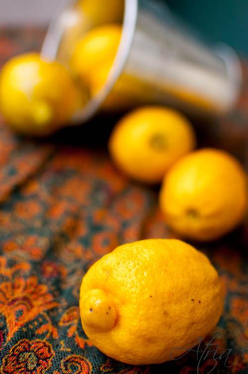 marynowane cytryny marokańskie