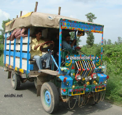 Jugaad found in Punjab/Haryana Border