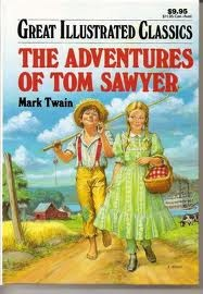 jason 39 s book review summary of the adventures of tom sawyer. Black Bedroom Furniture Sets. Home Design Ideas