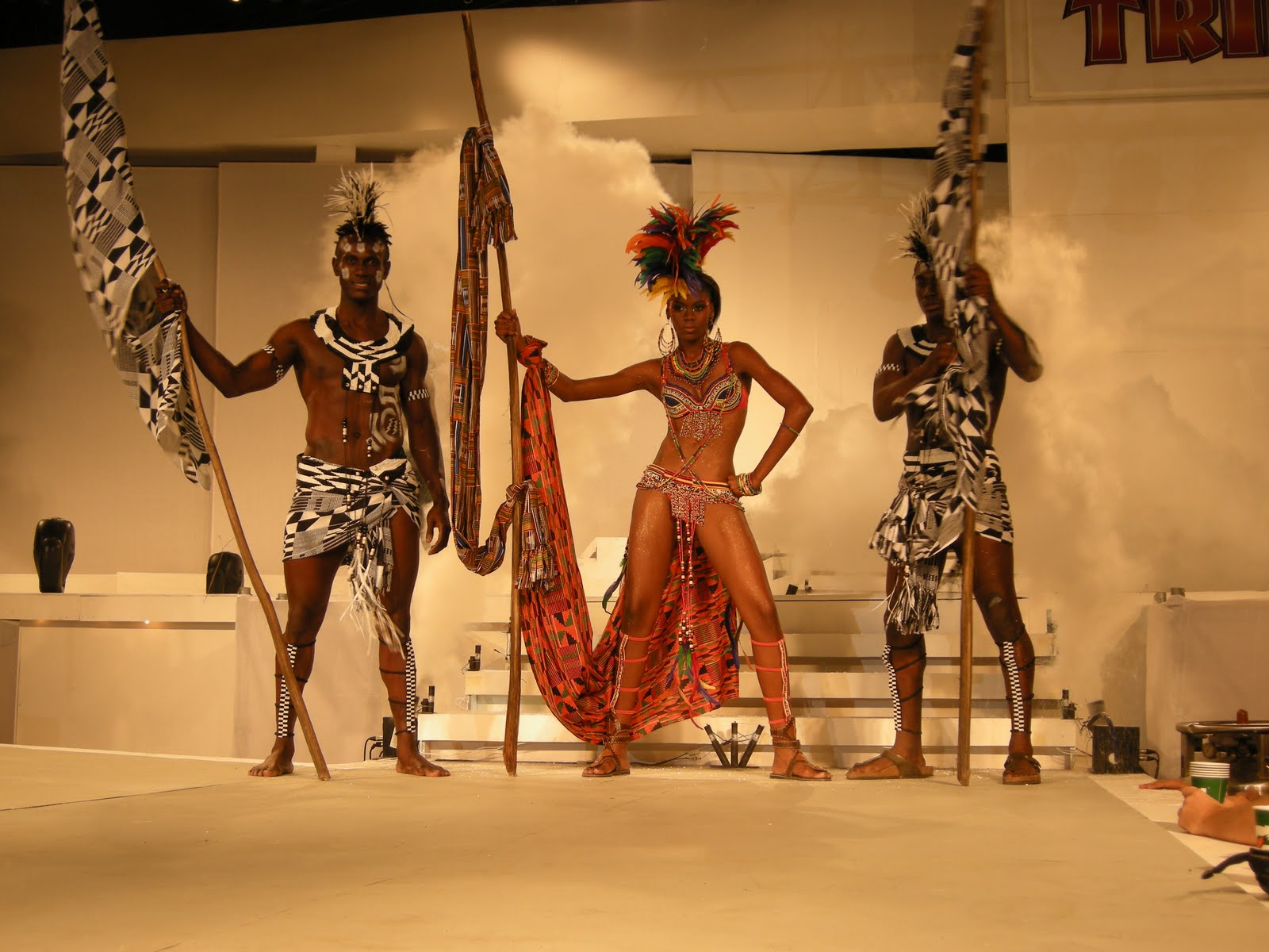 Nigerians And Other Africans Must Stop Bowing Down To ... Traditional African Fashion Headdress